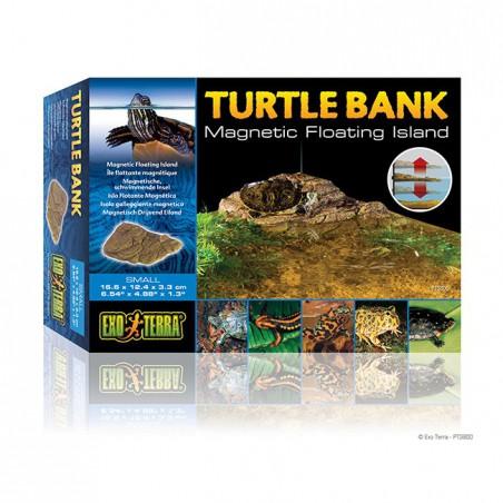 Isla Flotante Exo-Terra pequeña para Tortugas