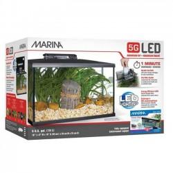 Acuario Marina LED 5G de 20 litros