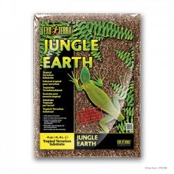 Exo-Terra Jungle Earth 4,4L - Sustrato para Terrarios Tropicales