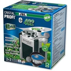 JBL CristalProfi e402 greenline - filtro externo para acuarios