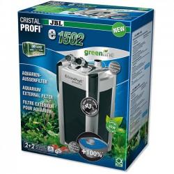 JBL CristalProfi e1502 greenline - filtro externo para acuarios
