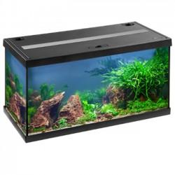 EHEIM aquastar 54 LED Acuario Completo - color negro