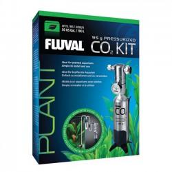 Fluval Kit CO2 95gr para acuarios de agua dulce