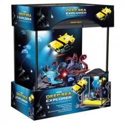 Marina Deep Sea Explorer - kit de acuario infantil