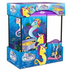 Marina Sea Unicorns - kit de acuario infantil