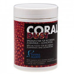 Fauna Marin Coral Dust - alimento para corales