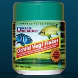 Ocean Nutrition Cichlid Vegi Flakes