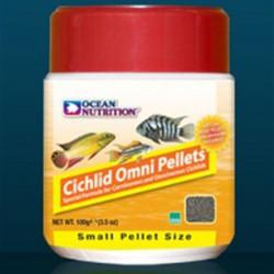 Ocean Nutrition Cichlid Omni Pellets Small